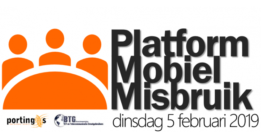 Platform mobiel misbruik